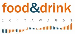 Food and drink award logo